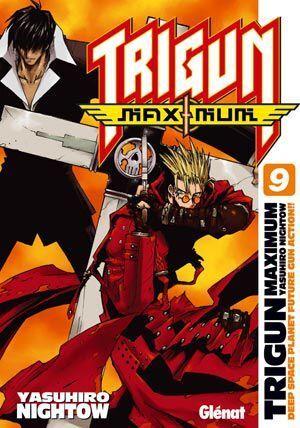 TRIGUN MAXIMUN #09