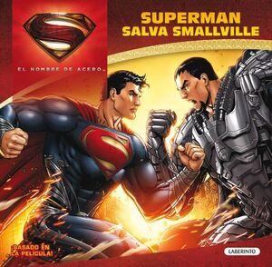 SUPERMAN SALVA SMALLVILLE