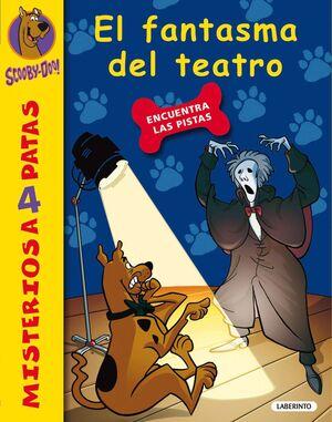 FANTASMA DEL TEATRO, EL - SCOOBY #25