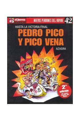 NUEVOS PENDONES DEL HUMOR #42 PEDRO PICO Y PICO VENA