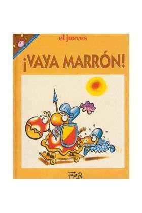 PENDONES #101. VAYA MARRON (FERMOSAS)