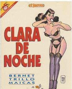PENDONES #117: CLARA DE NOCHE