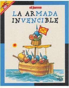PENDONES #144. LA ARMADA INVENCIBLE (H FERMOSAS)