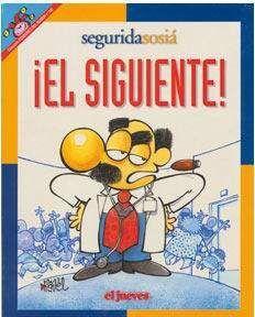 PENDONES #142: SEGURIDASOSIA. EL SIGUIENTE (MAIKEL)