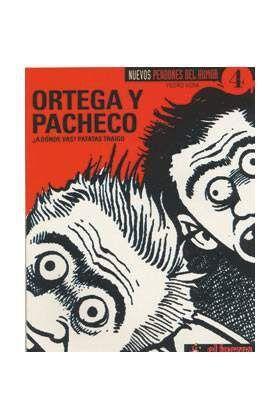 NUEVOS PENDONES DEL HUMOR #04 ORTEGA Y PACHECO. ¿A DONDE VAS? PATATAS TRAIO