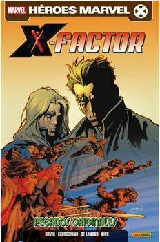 X-FACTOR VOL.2 #03. PECADOS ORIGINALES