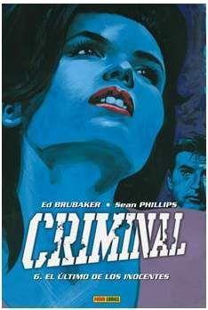 CRIMINAL #06. EL ULTIMO DE LOS INOCENTES