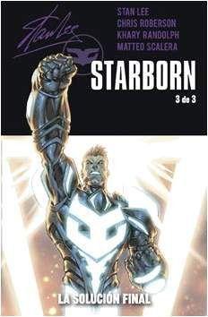 STARBORN #03. STAN LEE´S BOOM COMICS
