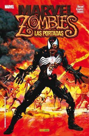 MARVEL ZOMBIES: LAS PORTADAS (MARVEL GRAPHIC NOVELS)
