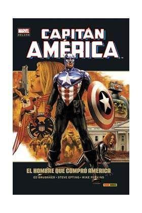 CAPITAN AMERICA #07: EL HOMBRE QUE COMPRO AMERICA (MARVEL DELUXE)