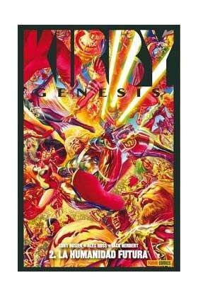 KIRBY. GENESIS #02. LA HUMANIDAD FUTURA (CULT COMICS)