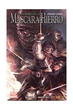 EL HOMBRE DE LA MASCARA DE HIERRO (CLASICOS ILUSTRADOS MARVEL)