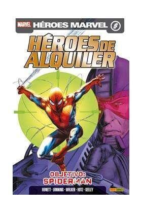 HEROES DE ALQUILER VOL. 2 #02. OBJETIVO: SPIDERMAN