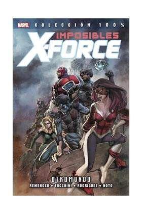 IMPOSIBLES X-FORCE #04: OTRO MUNDO