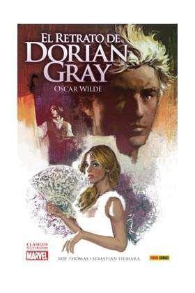 EL RETRATO DE DORIAN GRAY (CLASICOS ILUSTRADOS MARVEL)