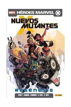 NUEVOS MUTANTES #05. REGENESIS