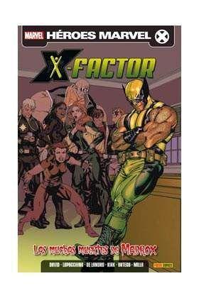 X-FACTOR VOL.2 #04. LAS MUCHAS MUERTES DE MADROX