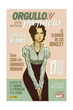 ORGULLO Y PREJUICIO (CLASICOS ILUSTRADOS MARVEL)