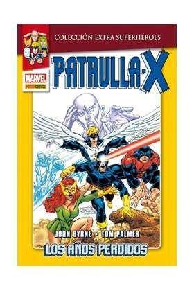 PATRULLA-X: LOS AÑOS PERDIDOS