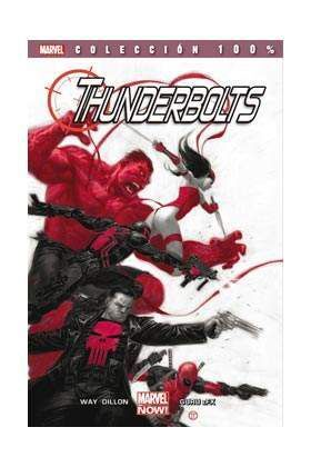 THUNDERBOLTS #01 (100% MARVEL)