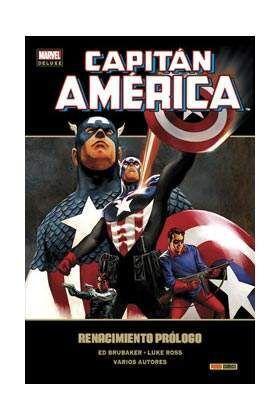CAPITAN AMERICA #09. RENACIMIENTO PROLOGO (MARVEL DELUXE)