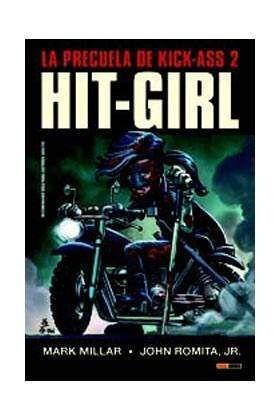 KICK ASS #02 PRELUDIO.... HIT GIRL