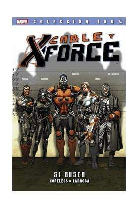 CABLE Y X-FORCE #01. SE BUSCA