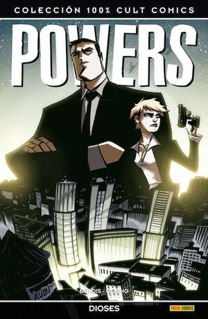 POWERS #14. DIOSES