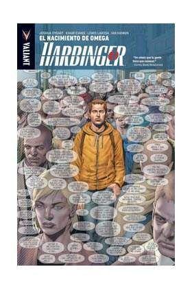 HARBINGER #01: EL NACIMIENTO DE OMEGA