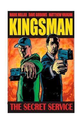 KINGSMAN. THE SECRET SERVICE #01