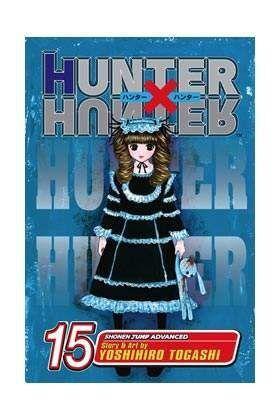 HUNTER X HUNTER #15