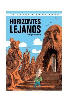 CAPITAN TORREZNO #01. HORIZONTES LEJANOS (PANINI)