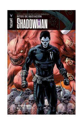 SHADOWMAN #01. RITOS DE INICIACION