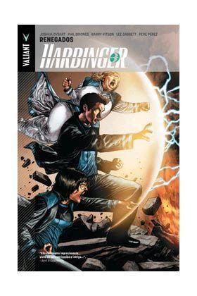 HARBINGER #02: RENEGADOS