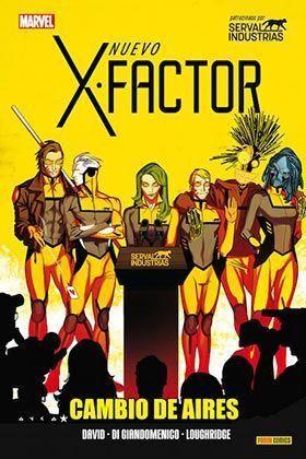X-FACTOR VOL.2 #09. CAMBIO DE AIRES
