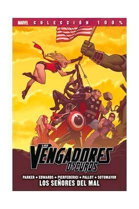 VENGADORES OSCUROS #02 LOS SEÑORES DEL MAL