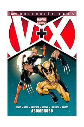 V + X #02: ASOMBROSO