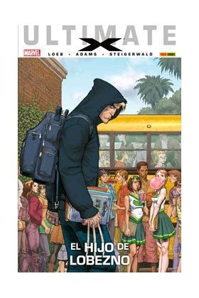 PACK ULTIMATE #55 ULTIMATE X: EL HIJO DE LOBEZNO