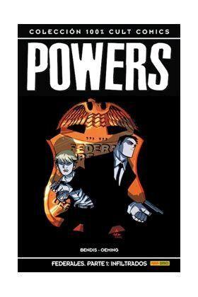 POWERS #15. FEDERALES. PARTE 1: INFILTRADOS