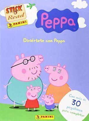 PEPPA PIG STICK & READ
