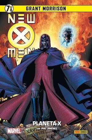 COLECCIONABLE NEW X-MEN #07. PLANETA-X