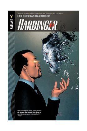 HARBINGER #03: LAS GUERRAS HARBINGER