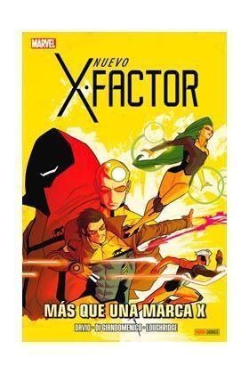 X-FACTOR VOL.2 #08. MAS QUE UNA MARCA X