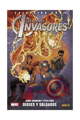 LOS NUEVOS INVASORES #01. DIOSES Y SOLDADOS