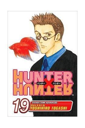 HUNTER X HUNTER #19