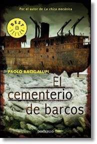 EL CEMENTERIO DE BARCOS (DEBOLSILLO)