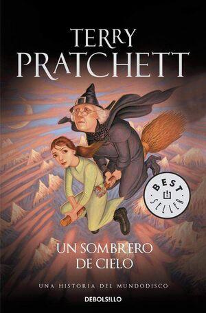 TERRY PRATCHETT: UN SOMBRERO DE CIELO (MUNDODISCO 32) BOLSILLO