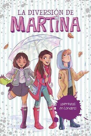 LA DIVERSION DE MARTINA #02. AVENTURAS EN LONDRES!