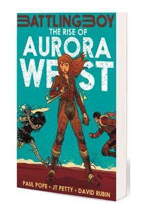 BATTLING BOY. EL MOMENTO DE AURORA WEST