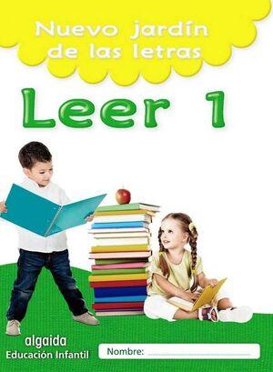 NUEVO JARDIN DE LAS LETRAS. LEER 1